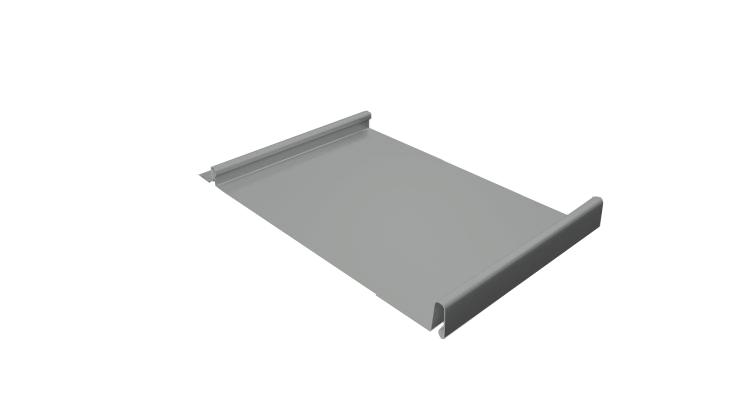 Панель кликфальц Grand Line 0,45 мм, Zn